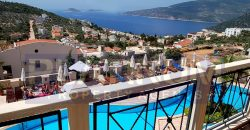 2 Bedroom Sea View Apartment For Sale in Kalkan