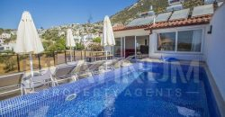 Sea View Upper Duplex For Sale With Its Own Private Pool