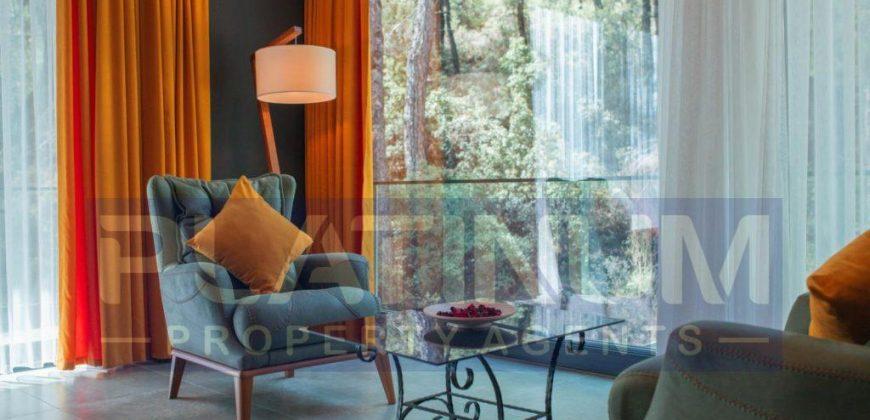 Ultra Luxury Villa For Sale in İslamlar area of Kalkan