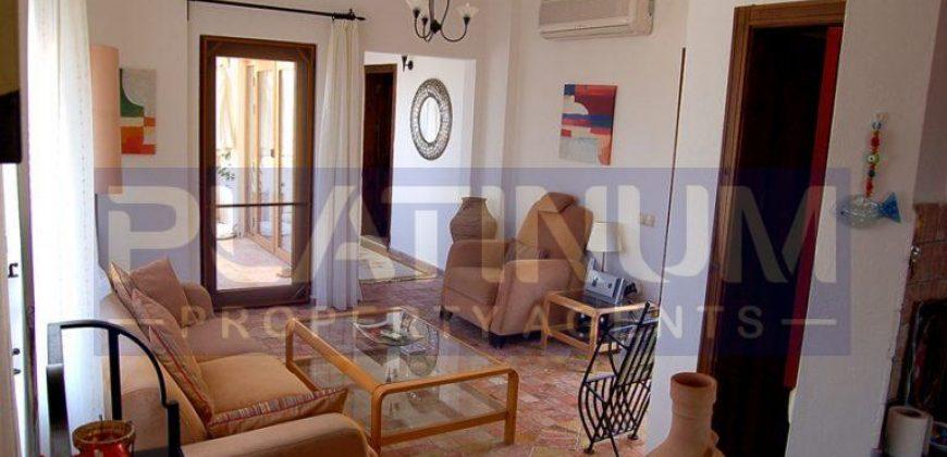 2 Bedroom Sea View Apartment For Sale in Kalkan