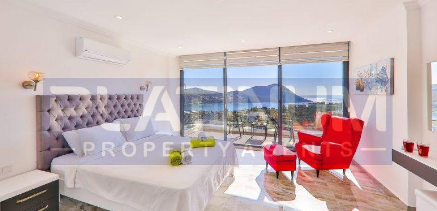 The modern and stylish Villa has just been completed and is brand new