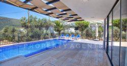 4 Bedroom Modern Villa Located in Kalamar Area in Kalkan