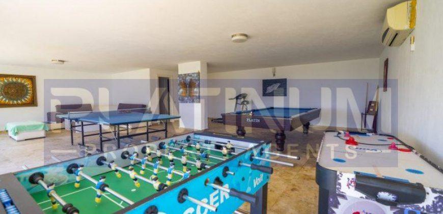 Luxury Modern Five En Suite Bedroom Villa With Private Infinity Pool, Open Sea View & Rental Guarantee